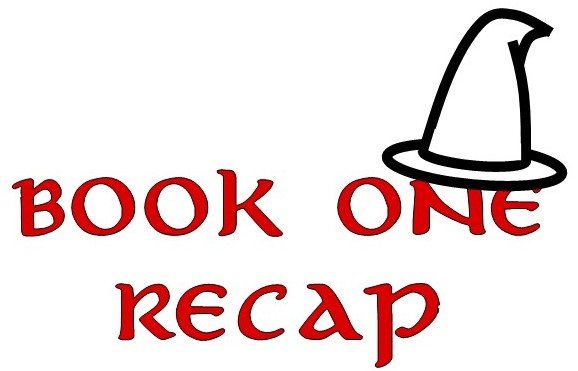 #13—Book One Recap Episode