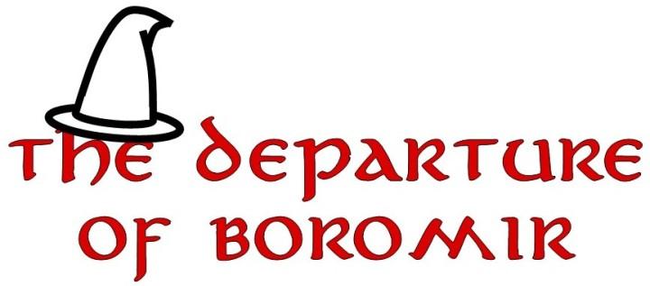"""#29—""""The Departure ofBoromir"""""""